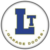 lt garage doors logo